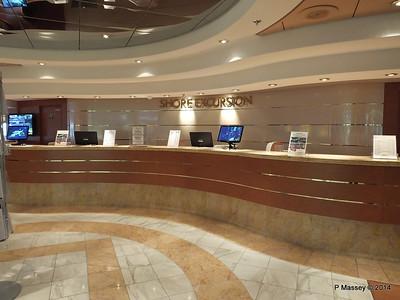 Shore Excursion Desk Aida Deck 5 MSC OPERA PDM 06-10-2014 12-50-15
