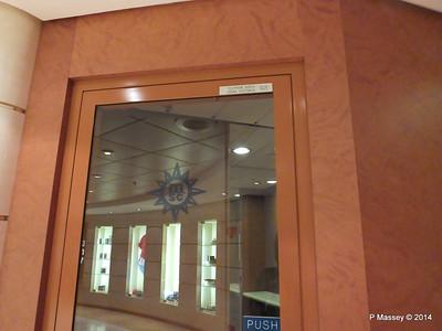 Telephone Booth Reception Aida Deck 5 MSC OPERA PDM 06-10-2014 16-33-10