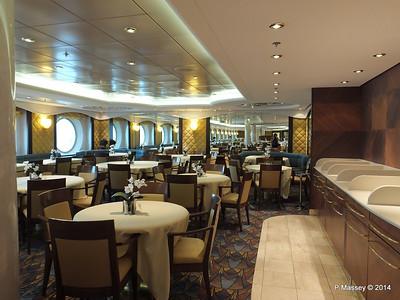 La Caravella Dining Room aft Aida Deck 5 MSC OPERA PDM 06-10-2014 16-26-09