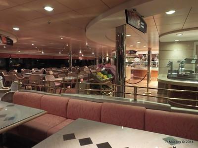Le Vele Buffet aft Tosca Deck 11 MSC OPERA 06-10-2014 22-53-31
