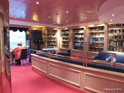 Library Card Room stb Caruso Lounge Rigoletto Deck 7 fwd MSC OPERA PDM 06-10-2014 18-22-060
