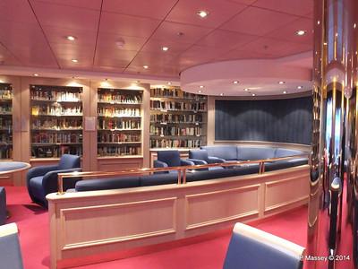 Library Card Room stb Caruso Lounge Rigoletto Deck 7 fwd MSC OPERA PDM 06-10-2014 18-22-20