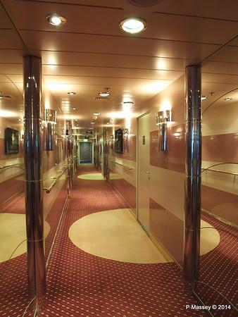 MSC Aurea Spa Sauna & Steam Rooms MSC OPERA PDM 06-10-2014 14-10-16