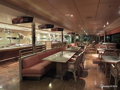 Le Vele Buffet aft Tosca Deck 11 MSC OPERA 06-10-2014 22-53-40