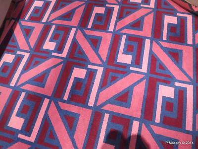 Carpet Caruso Lounge Rigoletto Deck 7 MSC OPERA PDM 06-10-2014 18-19-33