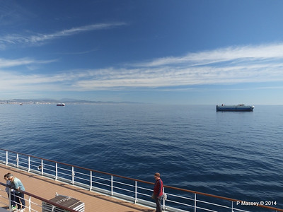 Approaching Barcelona from MSC SINFONIA PDM 06-04-2014 09-54-48