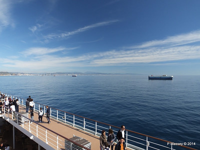 Approaching Barcelona from MSC SINFONIA PDM 06-04-2014 09-53-23