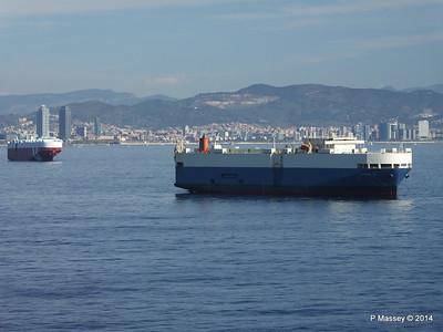 AQUARIUS ACE IMOLA EXPRESS Barcelona Roads PDM 06-04-2014 09-49-12