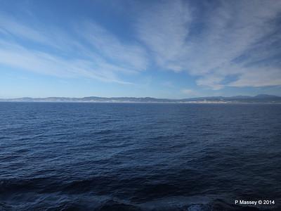 Spanish Coastline from MSC SINFONIA PDM 06-04-2014 08-35-17