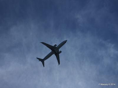 KLM B737-800 Barcelona PDM 06-04-2014 10-10-04