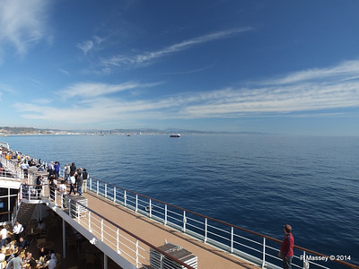 Approaching Barcelona from MSC SINFONIA PDM 06-04-2014 09-55-25