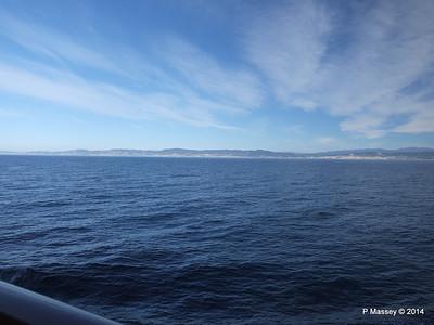 Spanish Coastline from MSC SINFONIA PDM 06-04-2014 08-34-57