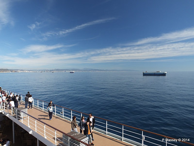 Approaching Barcelona from MSC SINFONIA PDM 06-04-2014 09-53-20