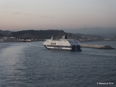 CRUISE ROMA Arriving Barcelona PDM 06-04-2014 18-29-17