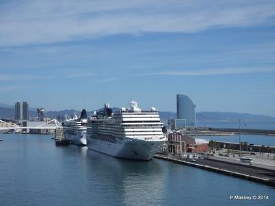 MSC ORCHESTRA NORWEGIAN SPIRIT Barcelona PDM 06-04-2014 10-26-39