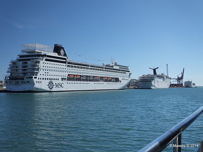 GRAND HOLIDAY MSC SINFONIA Barcelona PDM 06-04-2014 14-00-34