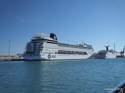 GRAND HOLIDAY MSC SINFONIA Barcelona PDM 06-04-2014 14-00-30