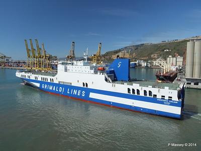 EUROCARGO CAGLIARI Departing Barcelona PDM 06-04-2014 10-48-35