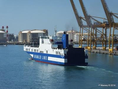 EUROCARGO CAGLIARI Departing Barcelona PDM 06-04-2014 10-52-18