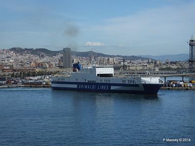 EUROCARGO CAGLIARI Departing Barcelona PDM 06-04-2014 10-42-24