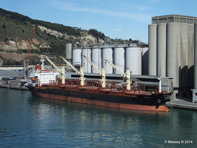 Tugs, Excursion Boats & Misc Barcelona 6 Apr 2014