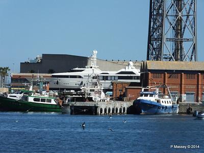 SUSSURRO on stocks behind Balears Wharf Barcelona PDM 06-04-2014 13-52-26