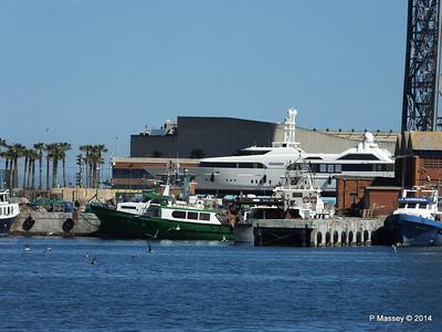 SUSSURRO on stocks behind Balears Wharf Barcelona PDM 06-04-2014 13-52-22