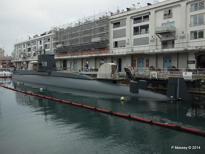 NAZARIO SAURO S518 Galata Maritime Museum Genoa 05-04-2014 08-07-42