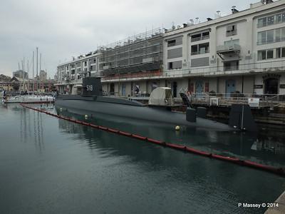 NAZARIO SAURO S518 Galata Maritime Museum Genoa 05-04-2014 08-07-34