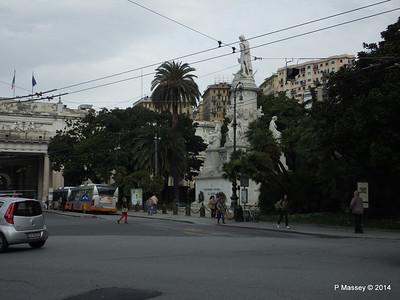 Genova Piazza Principe Christopher Columbus Genoa PDM 05-04-2014 07-34-32
