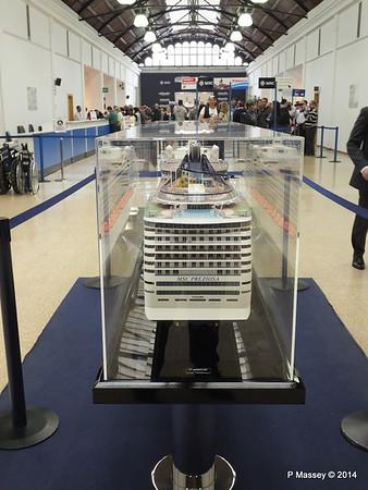 MSC PREZIOSA model Stazione Maritima Genoa PDM 05-04-2014 12-02-05