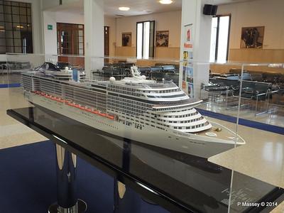 MSC PREZIOSA model Stazione Maritima Genoa PDM 05-04-2014 12-00-26