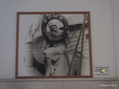 Historical Celebrity Photos Stazione Maritima Genoa PDM 05-04-2014 12-09-10