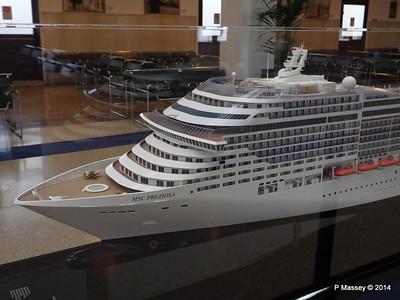 MSC PREZIOSA model Stazione Maritima Genoa PDM 05-04-2014 12-01-18