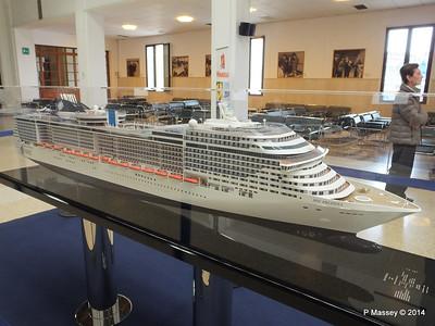 MSC PREZIOSA model Stazione Maritima Genoa PDM 05-04-2014 12-00-36