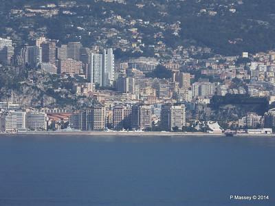 Approaching Monaco 07-04-2014 09-10-011