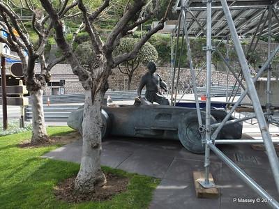 Juan Manuel Fangio Sculpture Monaco 07-04-2014 13-34-23