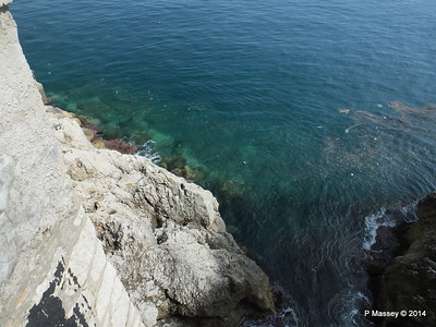View from Coastal Path S of Harbour Breakwater Monaco 07-04-2014 13-08-18