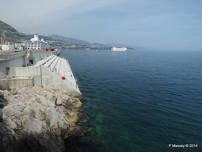 SEVEN SEAS MARINER MSC SINFONIA Monaco 07-04-2014 13-09-20