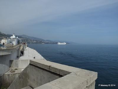 SEVEN SEAS MARINER MSC SINFONIA Monaco 07-04-2014 13-08-37