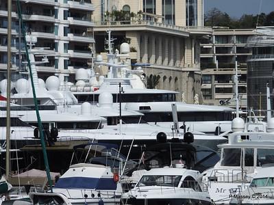 Yachts Port Hercule Monaco 07-04-2014 13-43-47