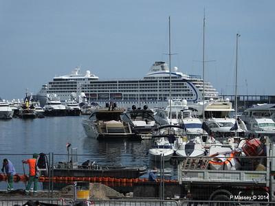 SEVEN SEAS MARINER over Port Hercule Monaco 07-04-2014 13-46-36