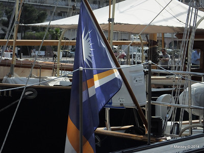 Marshall Islands Flag Jaluit Monaco 07-04-2014 14-37-36