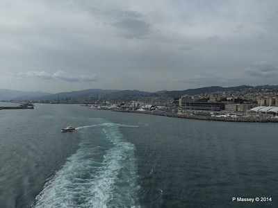 Departing the Port of Genoa PDM 05-04-2014 15-09-57