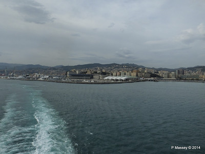 Departing the Port of Genoa PDM 05-04-2014 15-10-19