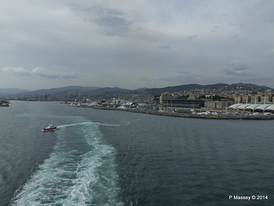 Departing the Port of Genoa PDM 05-04-2014 15-09-55