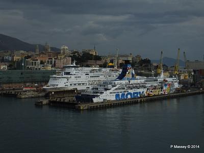MOBY OTTA SPLENDID MEGA SMERALDA Genoa PDM 05-04-2014 15-01-16