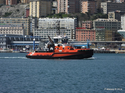 Other Vessels at Genoa 5 Apr 2014