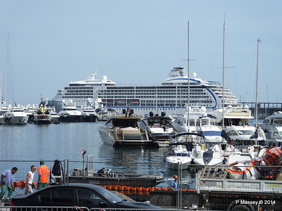 SEVEN SEAS MARINER over Port Hercule Monaco 07-04-2014 13-46-22