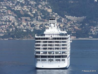 Regent SEVEN SEAS MARINER Approaching Monte Carlo 07-04-2014 09-19-32